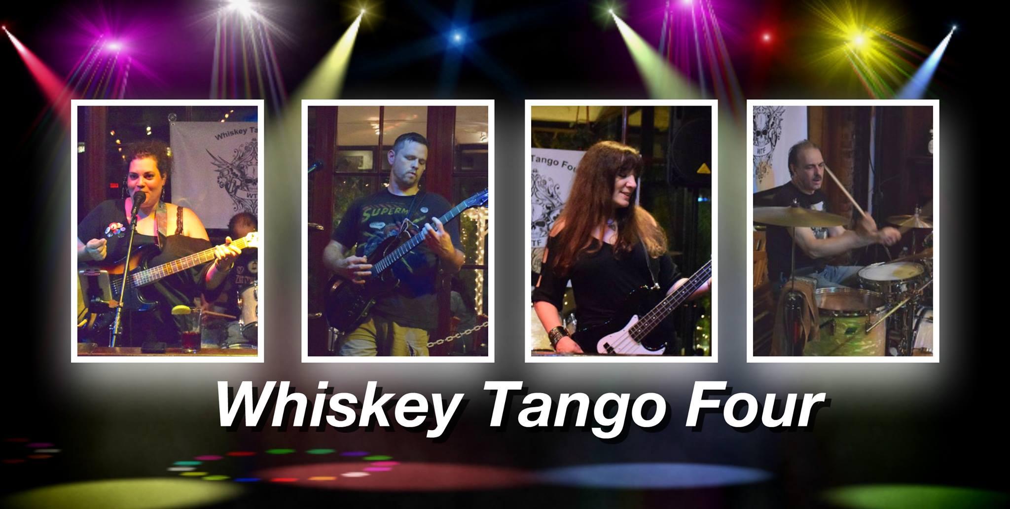 The Whiskey Tango Four band
