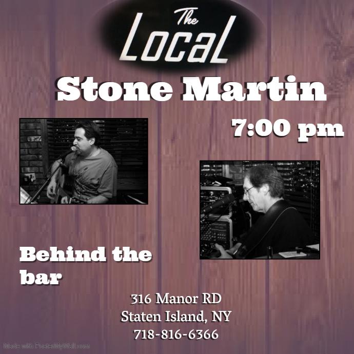 Stone Martin