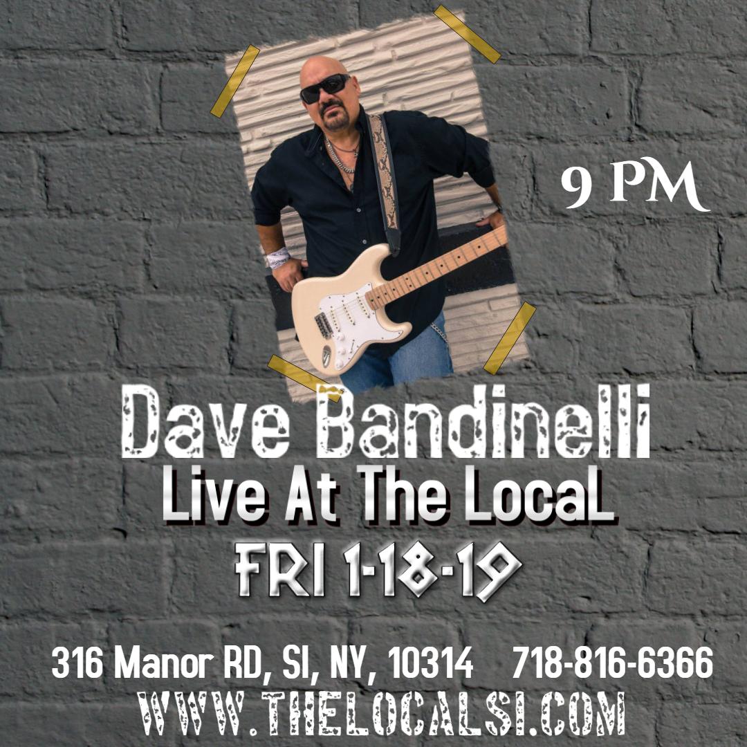 Dave Bandinelli