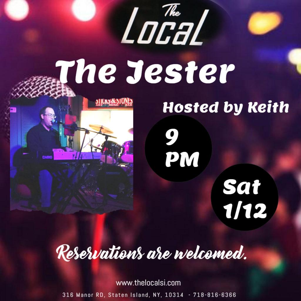 The Jester January 12