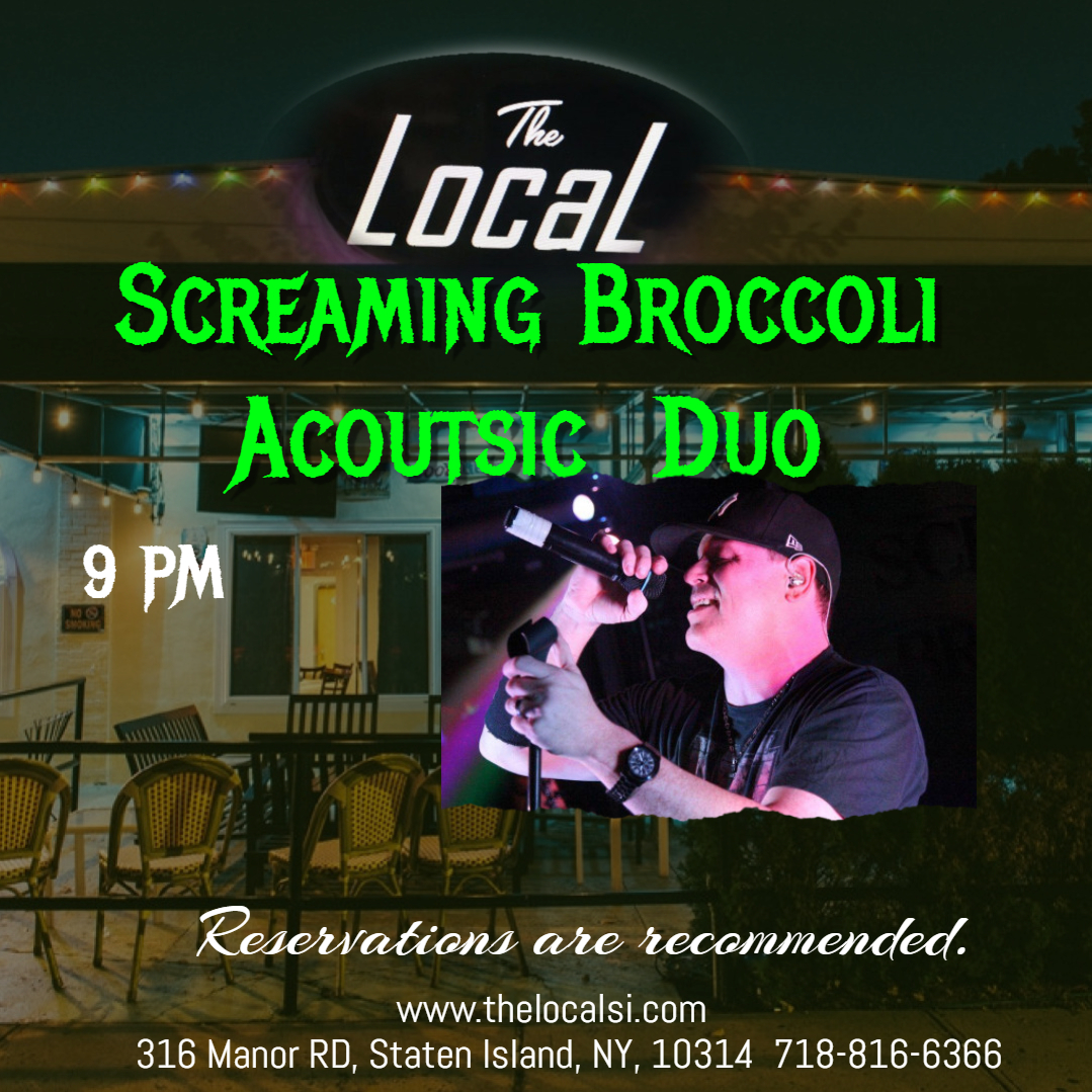 Screaming Broccolli Acoustic Duo