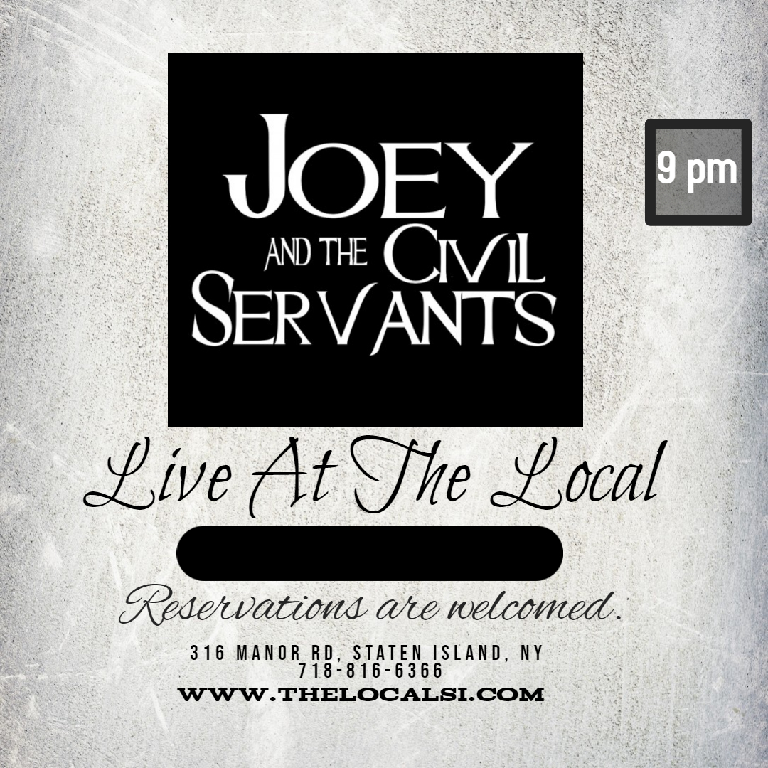 Joey and The Civil Servants