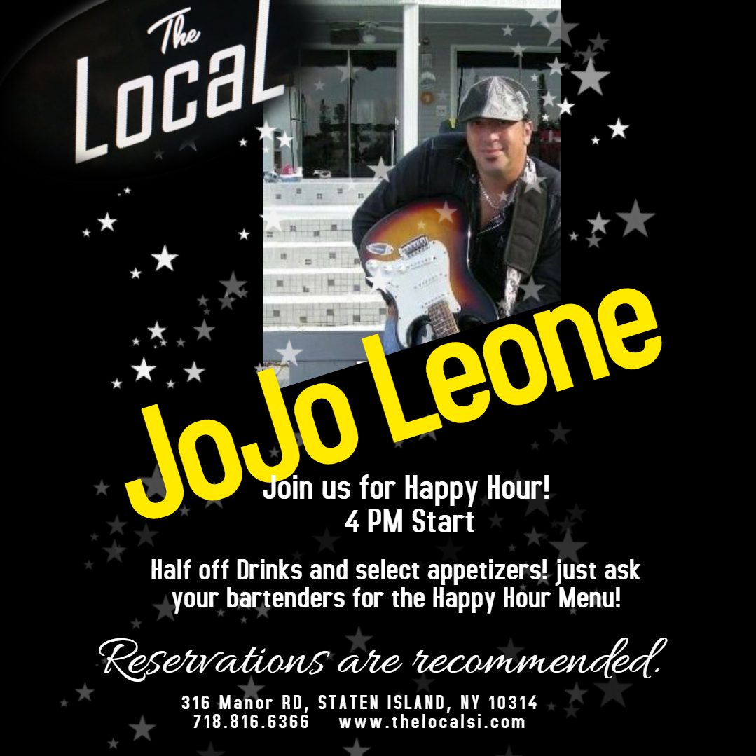 JoJo Leone @ Happy Hour