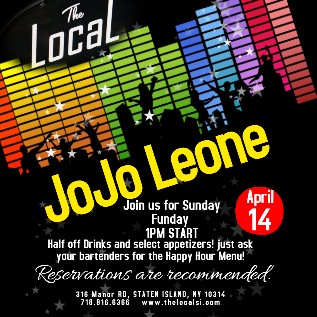 JoJo Leone @ Sunday Funday