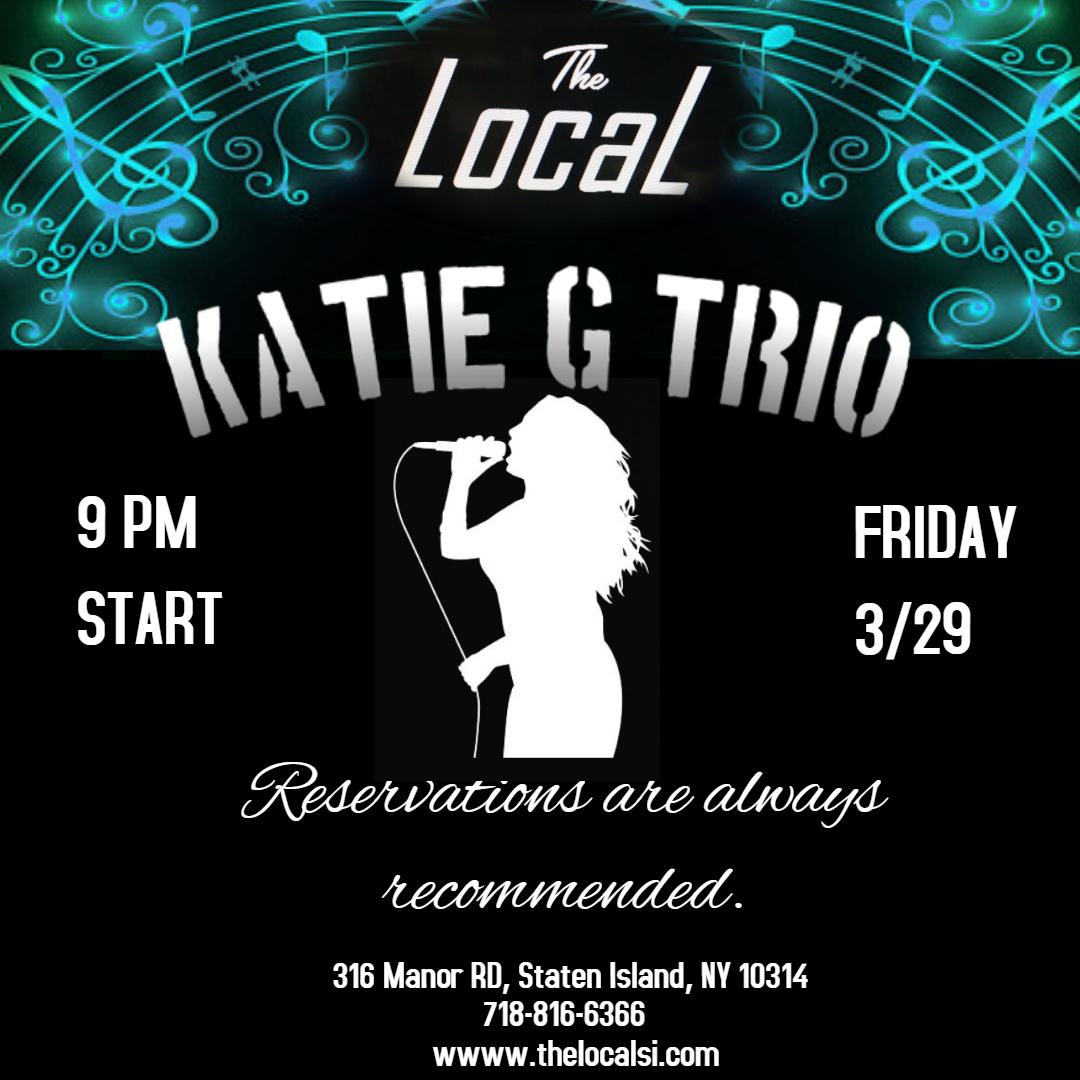 Katie G Trio